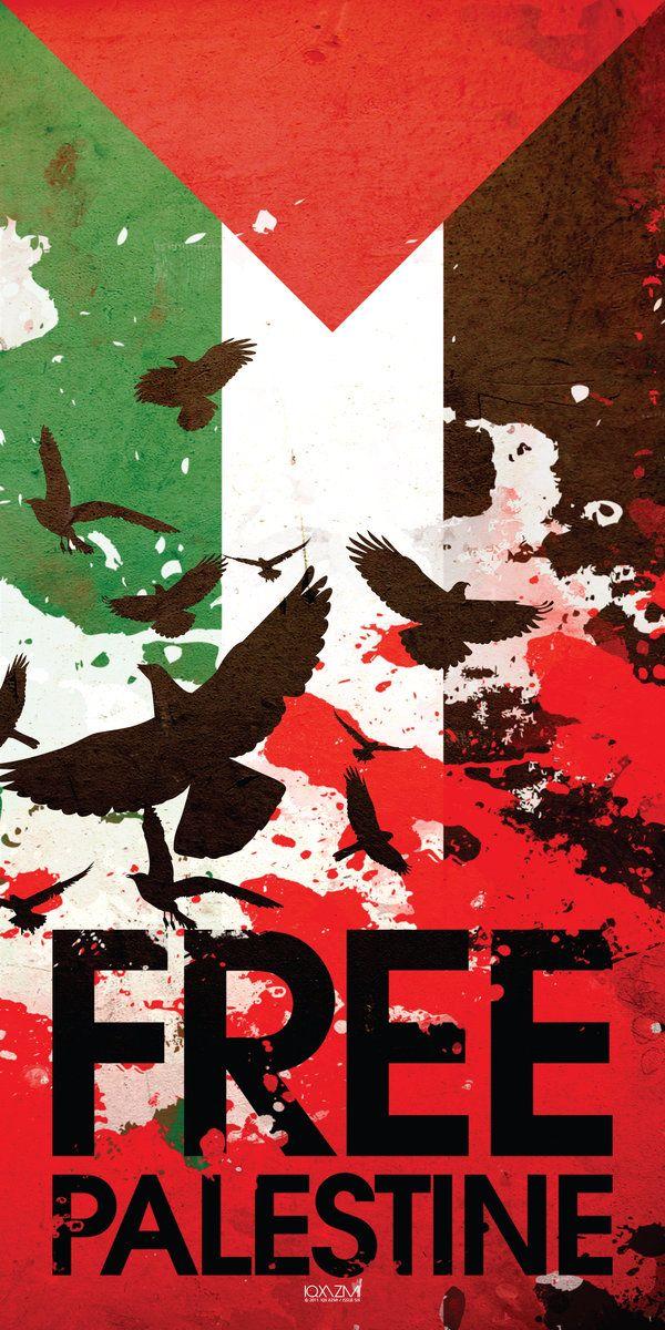 free palestine by ~iqx on deviantART