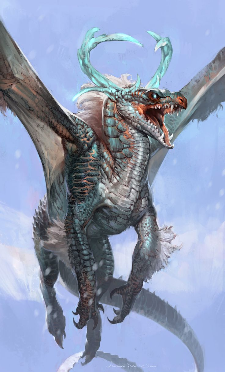 a look at the many examples of the mythical creature of the dragon Some mythical creatures — such as the dragon or the unicorn — have their origin in traditional mythology and were at one time believed to be real creatures greek mythology, for example, features many creatures connected to the gods—harpies were beasts sent by zeus to exact punishment.