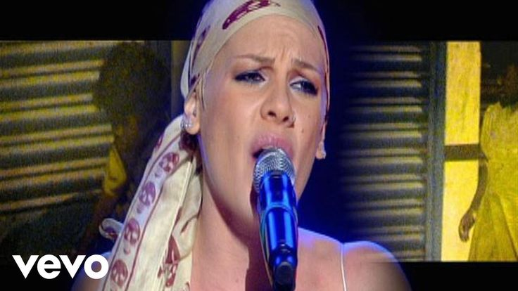 P!nk - Dear Mr. President (from Live from Wembley Arena, London, England) - YouTube