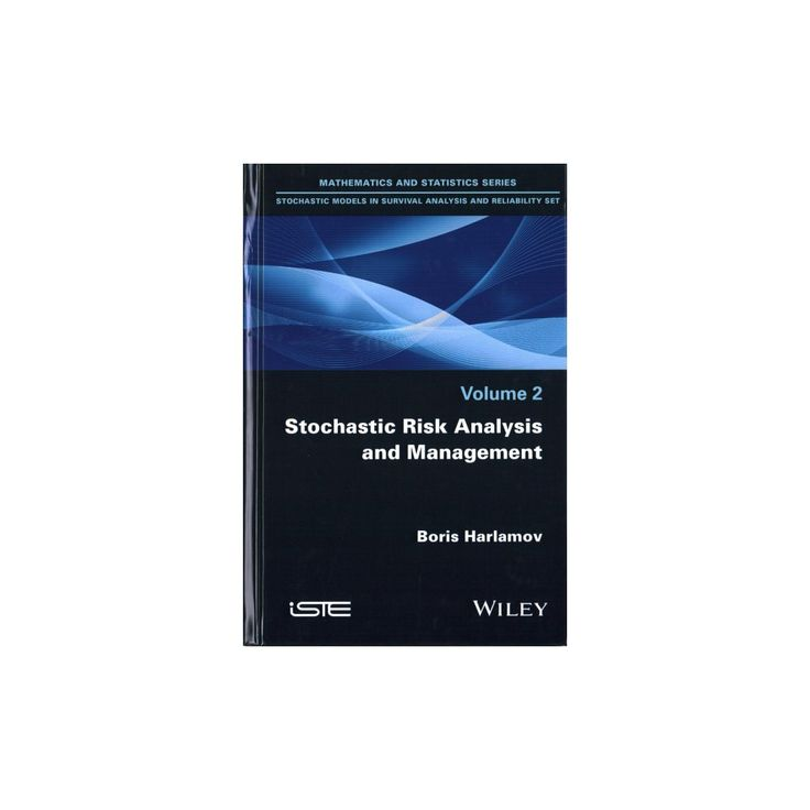 Stochastic Risk Analysis and Management (Hardcover) (Boris Harlamov)