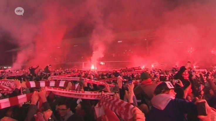 Het blijft één van de meest waanzinnige voetbalgebeurtenissen in de Antwerpse en ook Belgische voetbalgeschiedenis. September 1989, de terugwedstrijd in de eerste ronde van de UEFA-Cup. Antwerp staat tegen Vitosha Sofia 1-3 achter in de 87steminuut.…