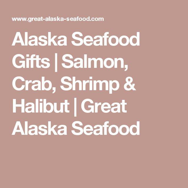 Alaska Seafood Gifts | Salmon, Crab, Shrimp & Halibut | Great Alaska Seafood