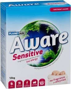 Use natural cleaning products during 'Next To Nothing November' such as Aware Sensitive © Planet Ark products!