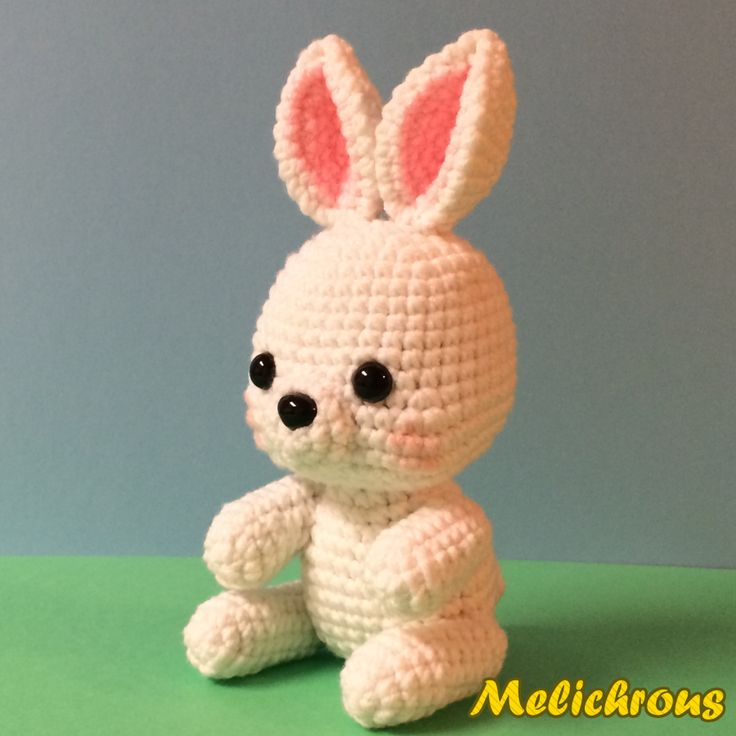Amigurumi Pig Rabbit : 17 Best images about Melichrous Crochet Patterns on ...