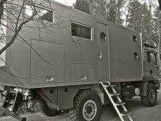 toe-experience.com Weltreisemobile - Expeditionsmobile