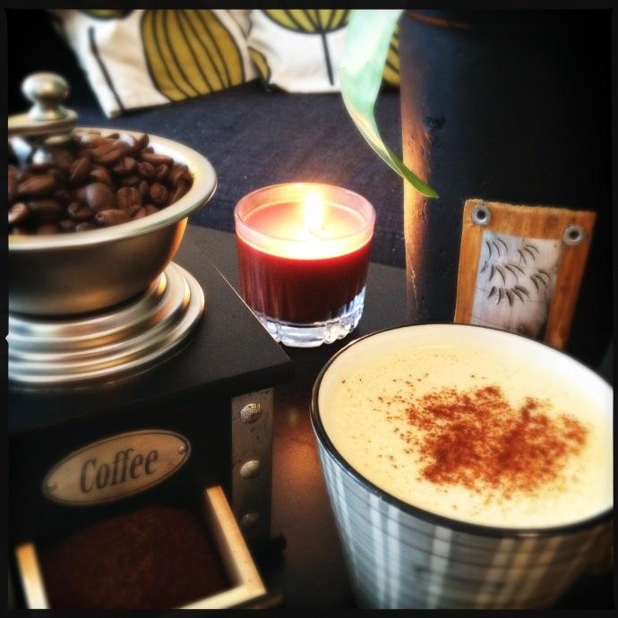 Bulletproof No Coffee Vanilla Latte Recipe