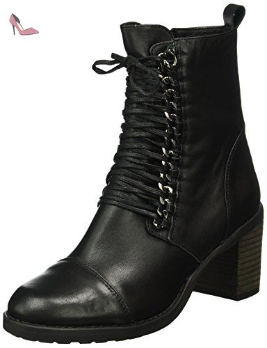 A6-3, Bottes Femme, Noir (Black), 37 EUGiudecca