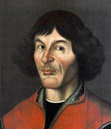 Nicola Copernic (1473-1543). Il est célèbre pour avoir développé et défendu la théorie de l'héliocentrismeselon laquelle leSoleilse trouve au centre de l'Universet laTerretourne autour de lui.