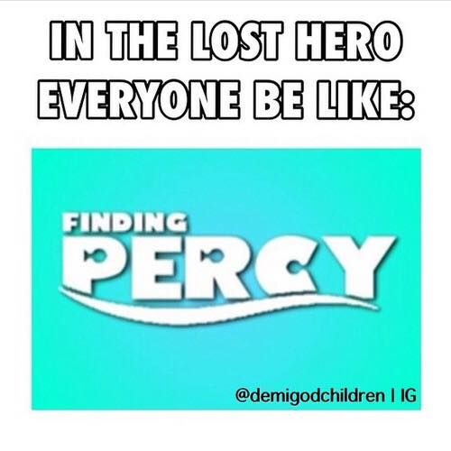 PJO | Percy Jackson | Heroes of Olympus | The Lost HEro