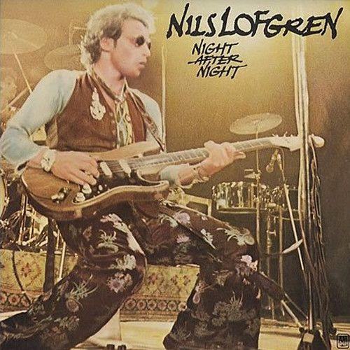 Nils Lofgren Night After Night - vinyl LP