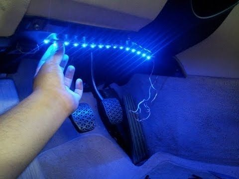 10 best led light strip images by owl around you on pinterest how to install interior led lights to a car method 1 youtube aloadofball Choice Image