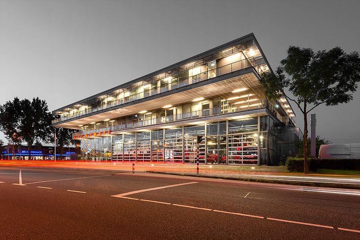 https://flic.kr/p/Jt9NLL   Brandweerkazerne Marsweg, Zwolle   Architectuurstudio HH (200)
