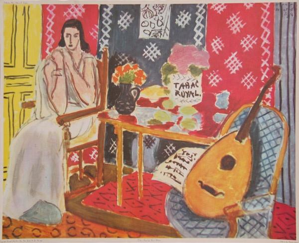 Henri Matisse -Tabac Royale