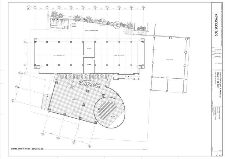 Villa de los Niños Library / Solis Colomer Arquitectos