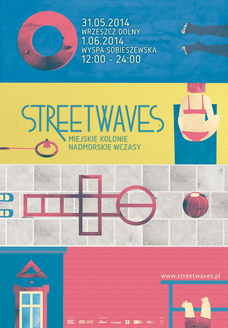 Streetwaves 2014 / proj. Bang Bang Design