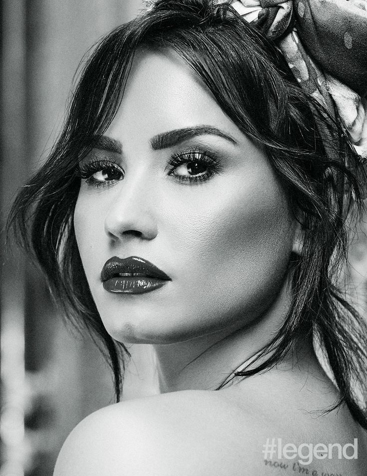 Demi Lovato opens up with #legend about her latest album, her struggles with addiction, and new tell-all YouTube documentary.