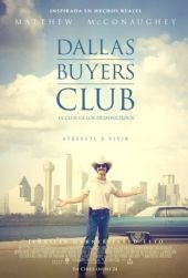 """ESTRENO DE PELICULA """"Dallas Buyers Club"""" 24 DE ENERO Dallas Buyers Club está basada en la vida de Ron Woodroof, un toxicómano y homófobo al que en 1986 se le diagnosticó VIH y treinta días de vida."""