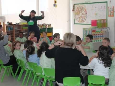 """Przedszkole nr 240 im. Polskich Olimpijczyków w Warszawie - projekt """"Little Europeans Know Each Other"""""""