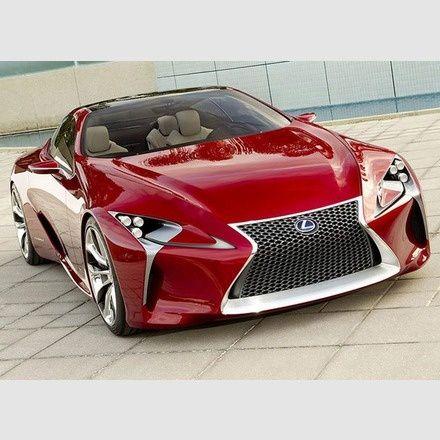 2013 Lexus LF LC #sexy