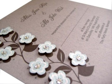43 best handmade wedding invitation cards 2015-2016 images on - best of handmade formal invitation card