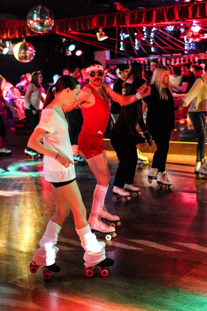 It's a Lifestyle Thing - Roller Disco, Vauxhall, London