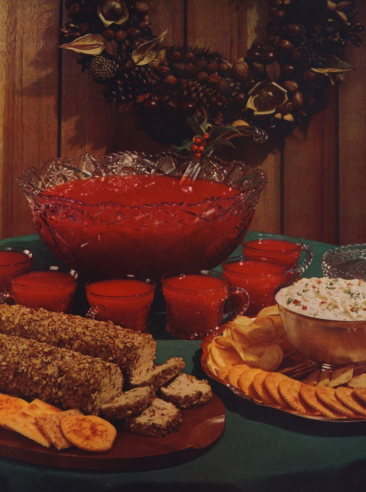 Cheese logs and pineapple chicken - Party Food of the 1970s, Bon Appétit Style Slideshow Photos - Bon Appétit
