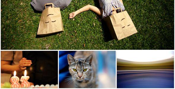 Tumblr Photoset Grid Masonry Gallery WordPress Plugin