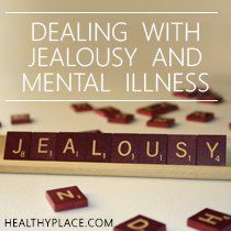 Stop Feeling Jealous, Start Feeling Appreciative  | How do you stop feeling jealous, especially when feelings of jealousy become destructive? Here are 3 practical steps to help you deal with jealousy.  www.HealthyPlace.com