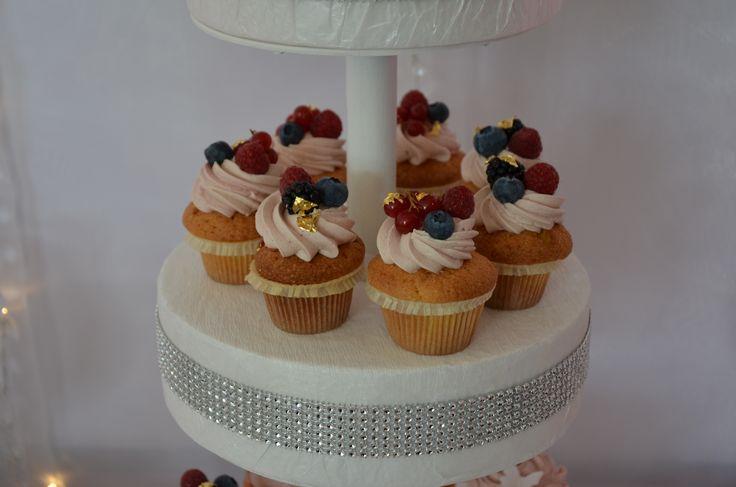 fruchtige Cupcakes