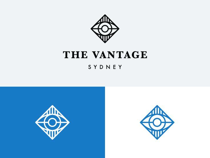 The Vantage Logo