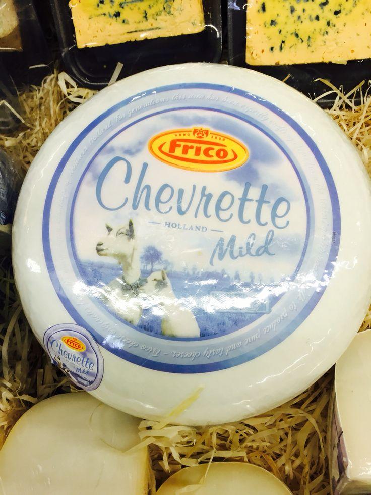 Frico Chevrette goat cheese