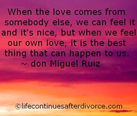 Found New Love After Divorce Quotes, Quotations & Sayings 2018