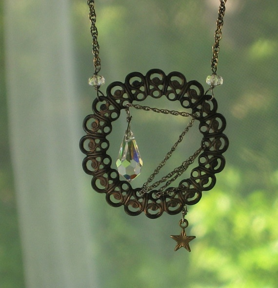 constellation necklace from 2007