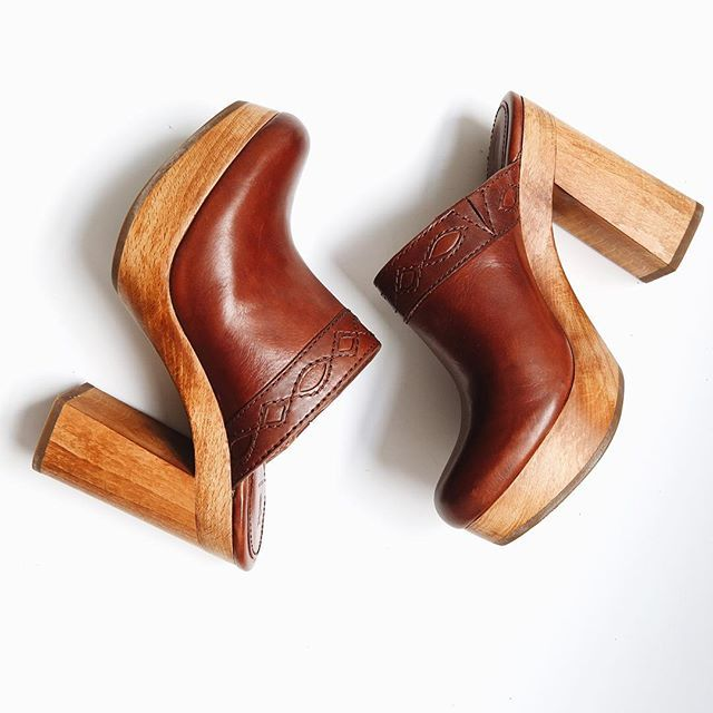70s style: the Emily Clog | The Frye Company