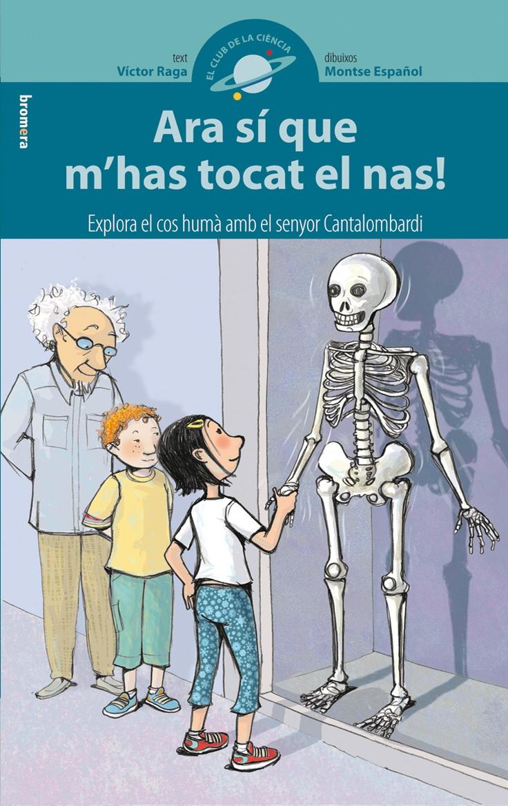 Los niños aprenden anatomía de una forma más divertida.