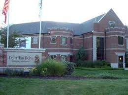 Delta Tau Delta Headquarters.
