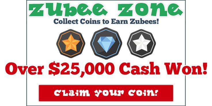 Zubee Zone! Ultimate Rewards!