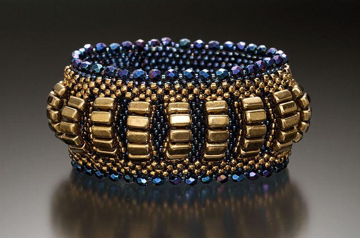 Leslee Frumin Galaxy Bracelet - Bead&Button Show