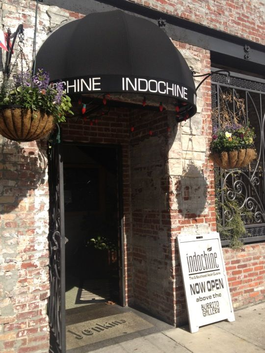 Indochine in downtown