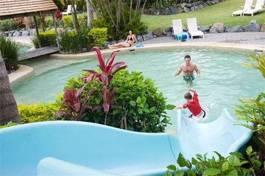 NRMA Darlington Beach Holiday Park, Coffs Harbour, NSW - Holiday Accommodation, BIG4 Holiday Parks