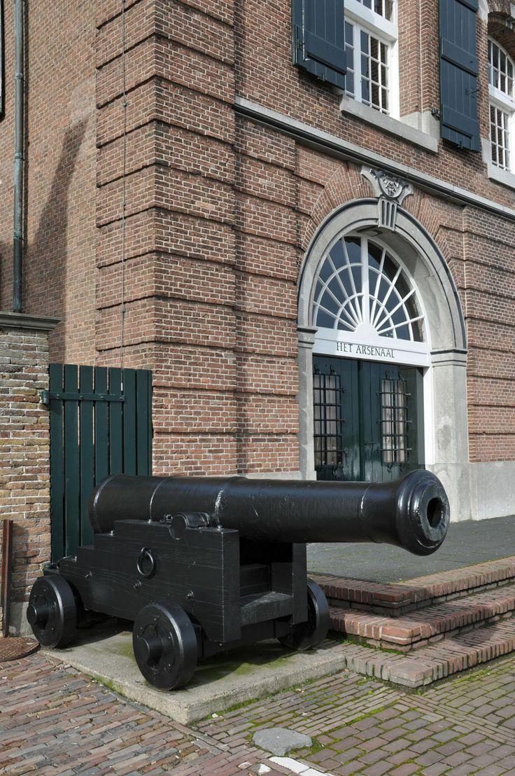 Willemstad (Noord-Brabant) - Arsenaal