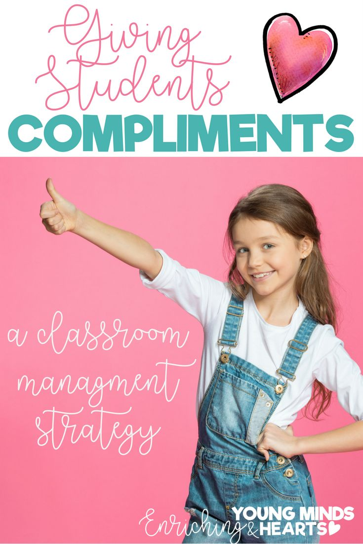 Read about a classroom managment technique and the importance of creating a postive classroom community. Find out how to give students compliments, incorporate a compliment jar, and have a compliment day. Click the link to read about how to incorporate it into your classroom! #compliments #giving compliments #givingstudentscompliments #classroomcommunity #charactereducation