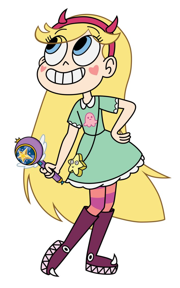 Star Butterfly by Star-Butterfly | Star vs the forces of evil