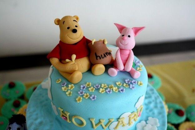 Torta Winnie the Pooh 1