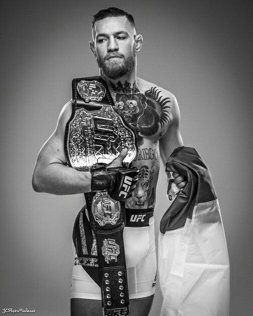 Champ Champ Conor McGregor