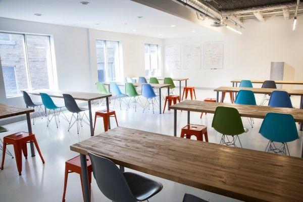 Classroom/Workshop space on Queen West