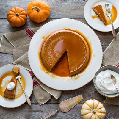 Dulce de Leche and Pumpkin Flan | Nestlé Recipes | ElMejorNido.com