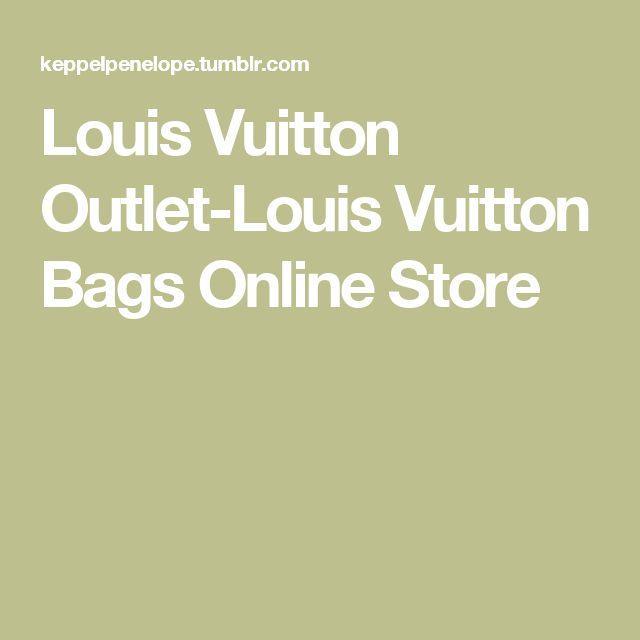Louis Vuitton Outlet-Louis Vuitton Bags Online Store