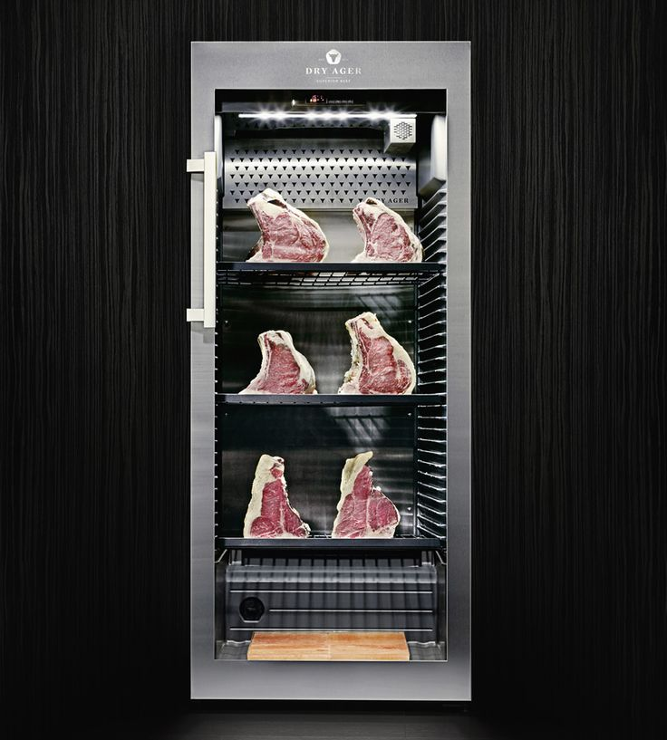 The Dry Aging Fridge for home & commercial use | Order here Dry Aging Refrigerator DX 1000® in shop online: Perfect for dry aging beef, ham and charcuterie.