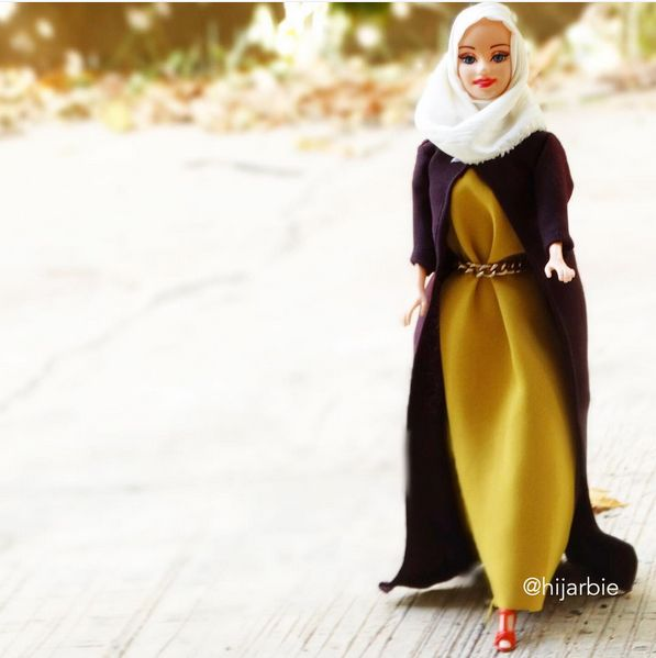 Damn, Hijarbie! Keep slaying. | This Hijab Barbie Instagram Account Is Changing The Face Of Barbie, Again